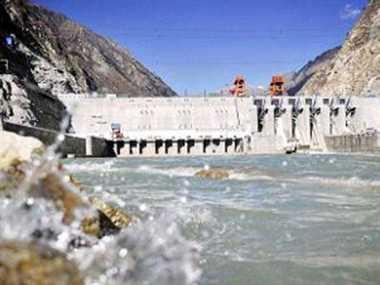 China largest hydropower project on Brahmaputra