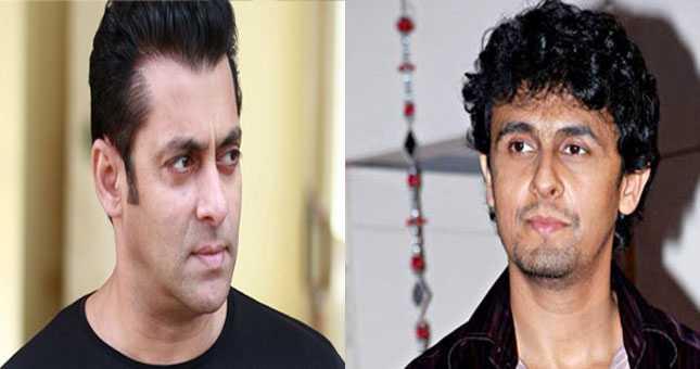 Salman Khan insults Sonu Nigam!
