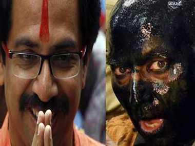 accused of Sudheendra Kulkarni honored by udhav Thackeray