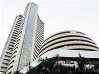 Sensex off record high levels;oil cos plunge after excise hike