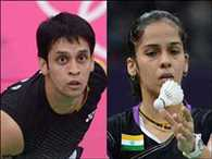 Saina and Kashyap start with wins in China Open