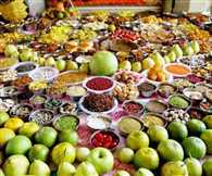 Do not eat at home, temple offerings fill stomach