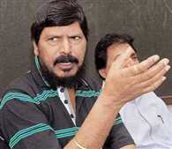 Athavale's wife to be Minister