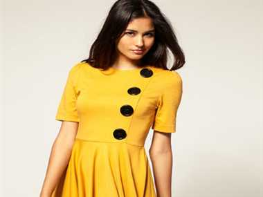 yellow colour is the symbol of optimistic and cheerful
