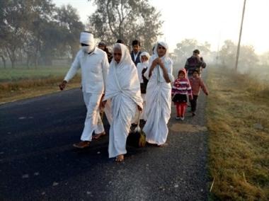जैन माताओं ने दरौली पहुंच की पूजा-अर्चना - दैनिक जागरण