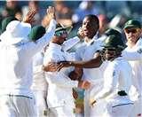 Kagiso Rabada and Vernon Philander help South Africa to take a better position against Sri Lanka in Johannesburg Test