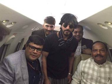Shahrukh praises Jharkhand policy on films