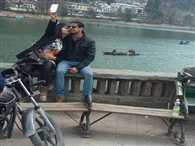 On Valentine Day Couples Flocked Aroused In Nainital