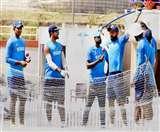 रांची में बाल-बाल बचे भारतीय खिलाड़ी, सुरक्षाकर्मियों के हाथ-पांव फूले