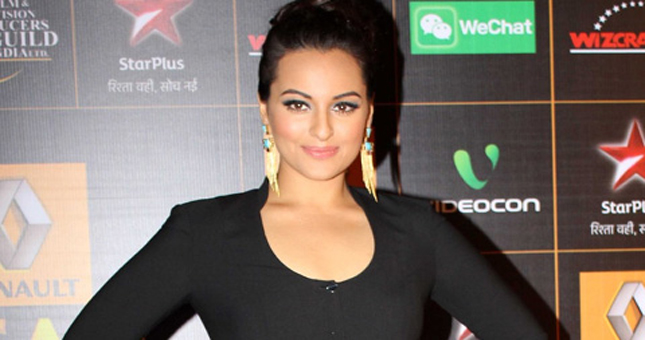 50 cops and 30 bouncers for Sonakshi's security?