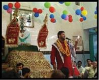 महफिल-ए-वफा कार्यक्रम में रहा जोश
