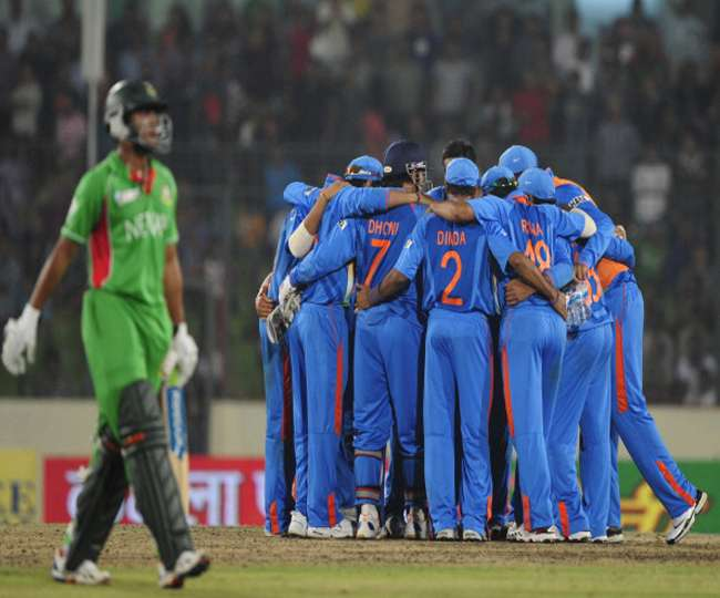 Bangladesh will face the challenge of Team India in the second Semifinal of Champions Trophy