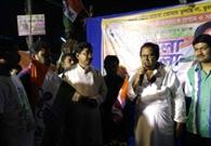 टीएमसी में शामिल हुए भाजपा नेता