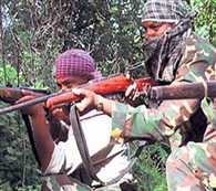 Naxals kill two Congress leaders