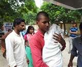 कमीशनखोरी ने ली गोरखपुर में बच्चों की जान : सिद्धार्थनाथ
