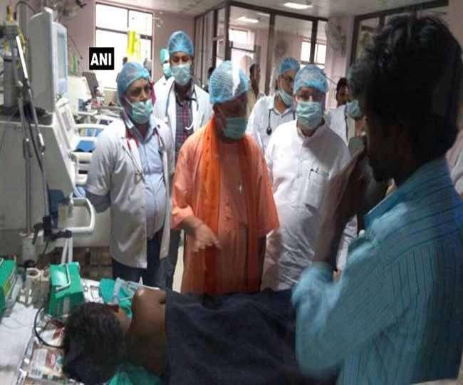 गोरखपुर आक्सीजन कांड: बनता है घोर लापरवाही और गैर इरादतन हत्या का मामला
