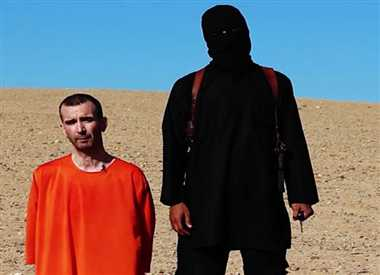 ISIS video claims to show beheading of British hostage David Haines