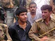 terror Naved,s threat to lifein the open barracks