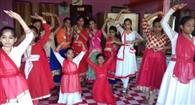 कत्थक नृत्य प्रतियोगिता आयोजित