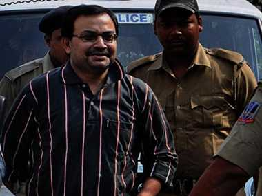 kunal ghose attempt to suicide in jail
