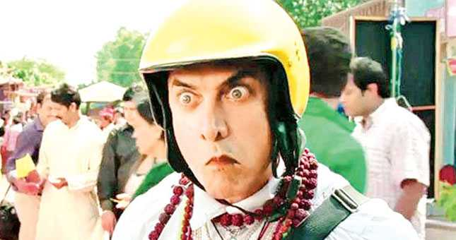 Find out why it took 5 years to make 'pk'