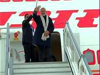 PM Modi take off for Turkey after ends his British visit, says it was memorable