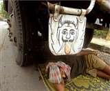 सामने आई चौंकाने वाली रिपोर्ट, आधे ट्रक ड्राइवरों की आंखें कमजोर