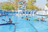 Boats will run in swimming pool, play canoe polo in indore