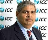 भारत के दबाव से शशांक मनोहर ने छोड़ा आइसीसी चैयरमैन का पद?