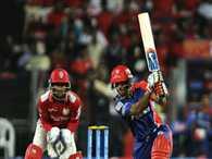 Delhi defeat Punjab by 5 wickets