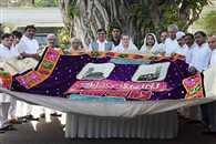 Chadar Offered On Behalf Of Sonia Gandhi At Ajmer Dargah