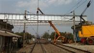 मेगा ब्लॉक ने थामी ट्रेनों की रफ्तार