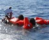 भूमध्य सागर से एक ही दिन में 2000 से ज्यादा प्रवासियों को बचाया गया