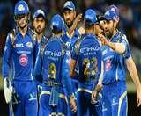 मुंबई इंडियंस की टीम ने लगा दिया 'शतक', कोलकाता की टीम रह गई देखती