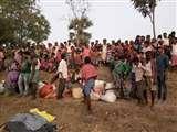 बिहार: नवादा में बस पलटने से पांच की मौत, 50 से अधिक लोग घायल