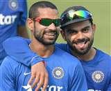 युवी और धवन ने कोहली को चिढ़ाया, टीम इंडिया को बड़ा मजा आया
