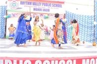 स्कूलों में उत्साह पूर्वक मनाया गया स्वतंत्रता दिवस व जन्माष्टमी पर्व