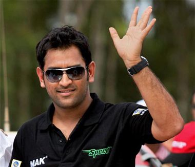 Dhoni named captain of ICC ODI team, Kohli, Gambhir in XI