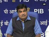 Safety of road commuters is my highest priority-Nitin Gadkari