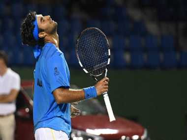 Yuki loses while Serbia defeat India 3-2 at Davis cup playoff tie