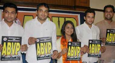 Sudden rise of ABVP shocks red bastion
