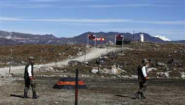 Chinese soldiers intrude 500 meters into Ladakh, put up tents on Indian soil