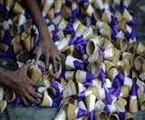 देशी और चाइनीज पटाखों के अवैध गोदाम पर पुलिस की रेड, इलाके में मचा हड़कंप Ludhiana News