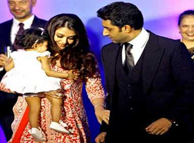 Aradhya Bachchan's 1st birthday to be private affair: Aishwarya