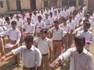 students vow to fallow the rules of traffic