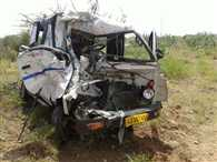 five people died in road accident