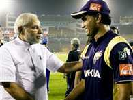 Sourav Ganguly rejects Bjp's Offer
