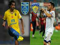 Kerala Blasters and Chennaiyin FC will look to gain the upper hand in the ISL first leg semifinalI