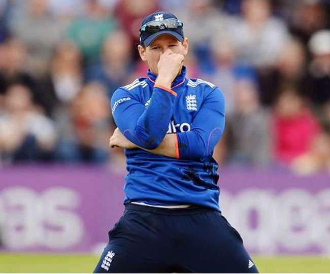 Eoin Morgan is disappointed because England lost match despite hitting biggest ODI score against India
