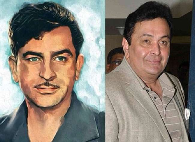 rishi kapoor writes about affairs of his father with nargis and vyajantimala and booze